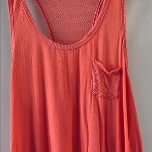 Top in Coral